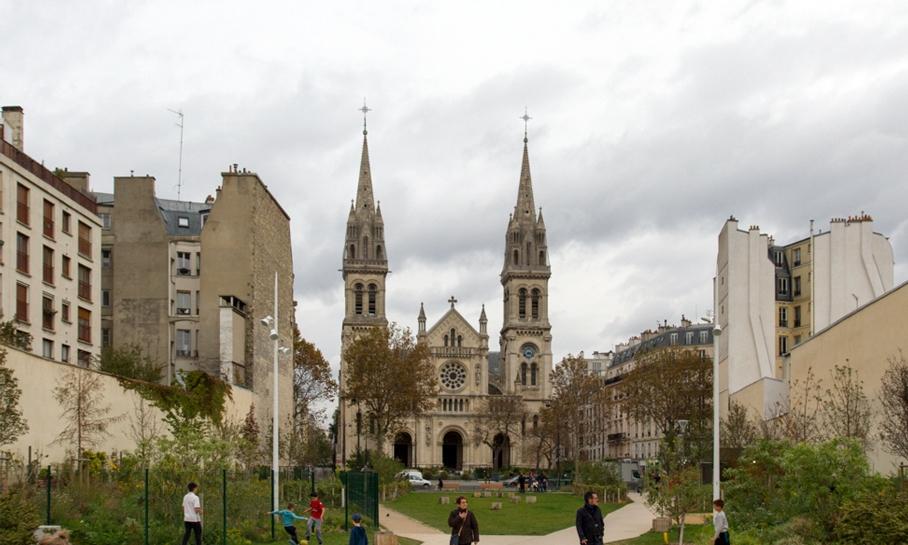 Eglise de Saint Ambroise de Paris