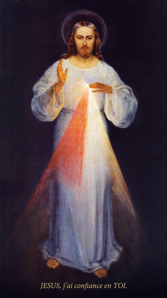 Jésus Divine Miséricorde