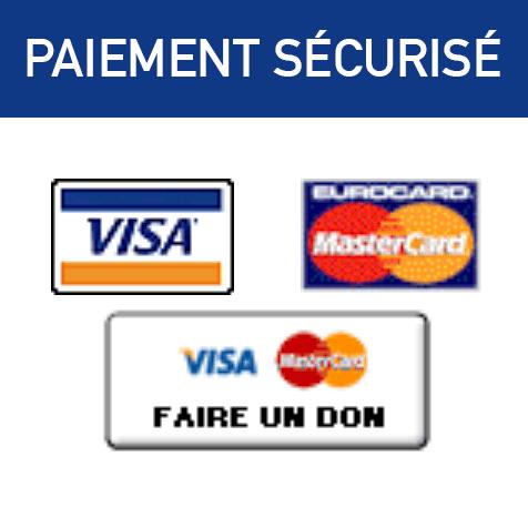 Don paiement sécurisé