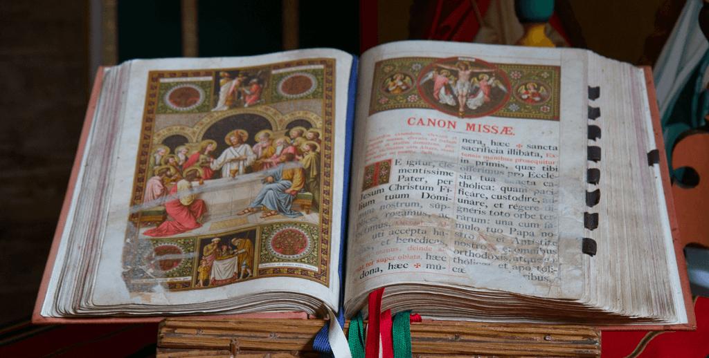 Livre Canon Missea