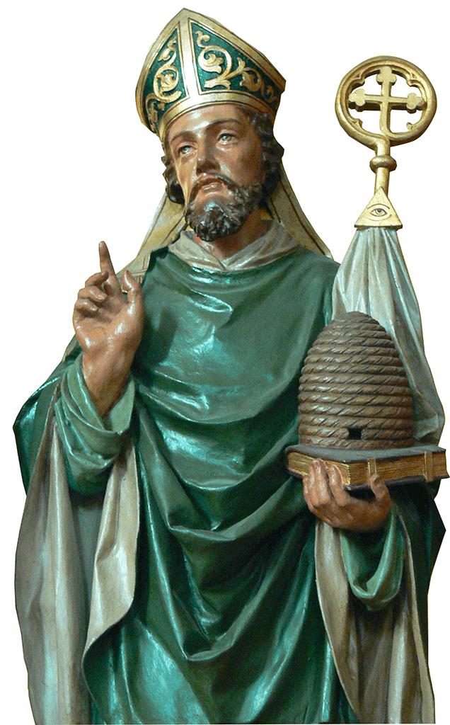 Saint Ambroise patron