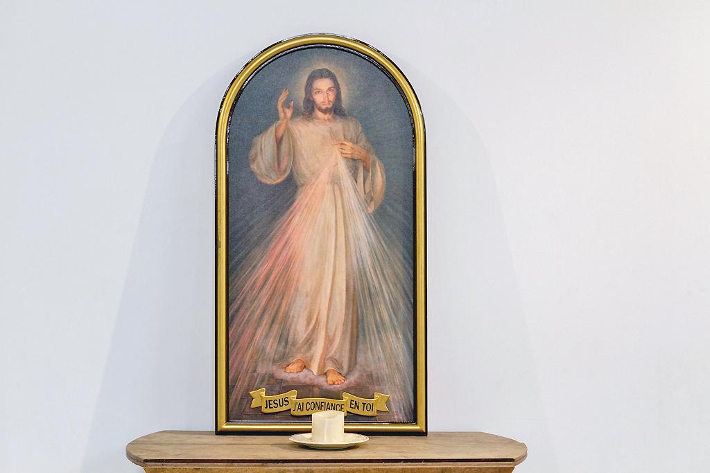 Temps de prières, Jésus j'ai confiance en toi