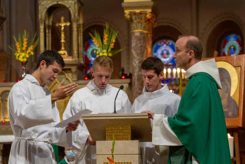 Saint Ambroise celebration 3