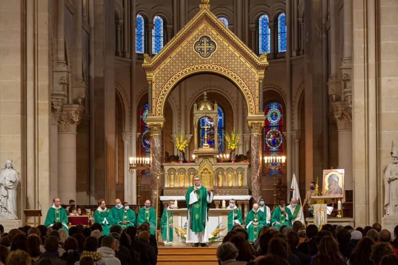 Saint Ambroise celebration