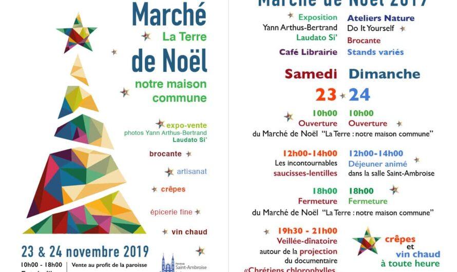 Marché de Noël 2021