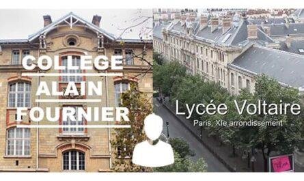 Aumonerie Saint-Ambroise, Collège Alain Fournier et Lycée Voltaire, Paris 11
