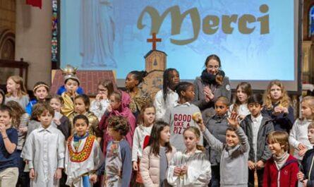 Catéchisme à Saint-Ambroise, spectacle