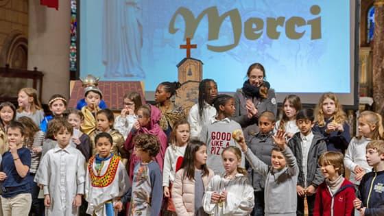 Catéchisme, transmettre la foi aux jeunes enfants