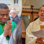 départ des prêtres à Saint Ambroise 2021