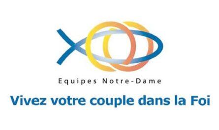 équipes Notre-Dame, Logo, Vivez votre couple dans la Foi