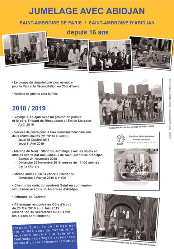 panneau jumelage 2018-2019