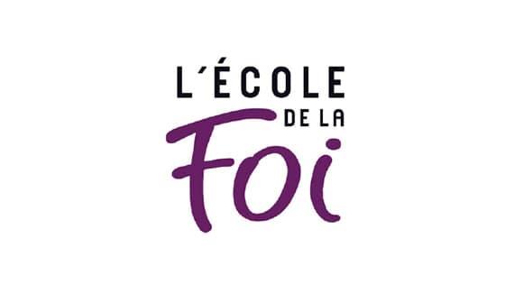 logo Ecole de la Foi, groupe Saint-Ambroise