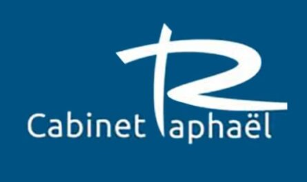 logo Cabinet Raphael, Saint-Ambroise
