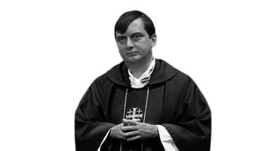 Abbé Armel d'HARCOURT, vicaire à Saint-Ambroise