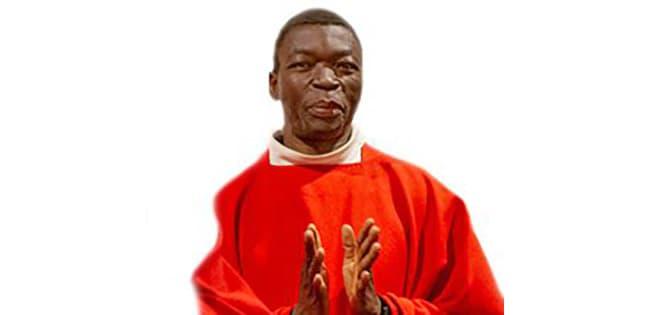 Père Léandre MBAYDEYO, en mission d'études