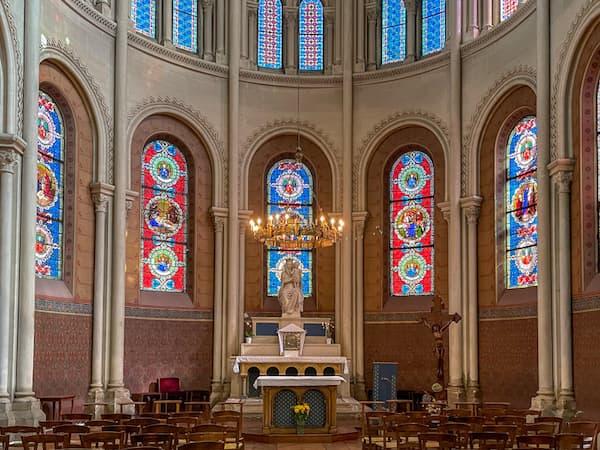 Chapelle de la Vierge de Saint Ambroise