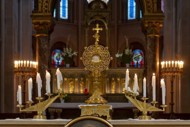 Adoration à Saint Ambroise
