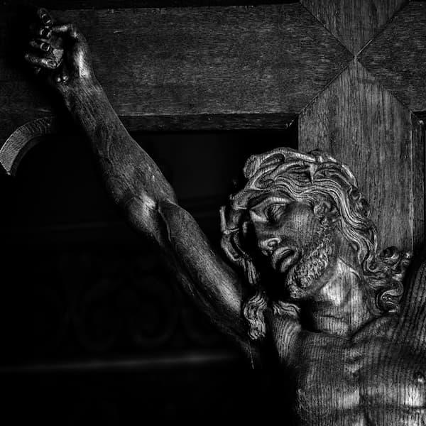 Christ sur le croix
