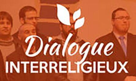 Dialogue interreligieux, logo