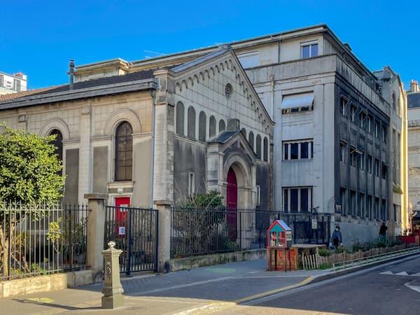 Salle Saint Ambroise
