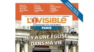Journal spécial sur le Denier de l'Église de Paris 2020, L'1visible