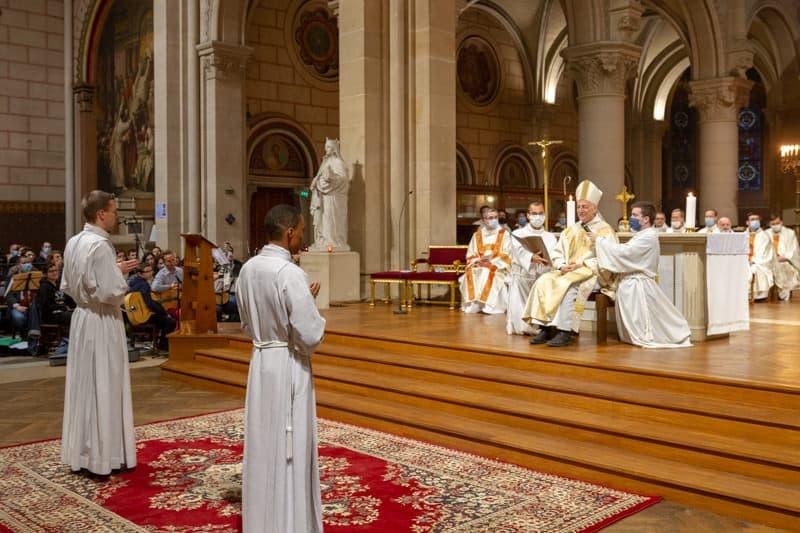 Ordination à Saint Ambroise - 4 octobre 2020