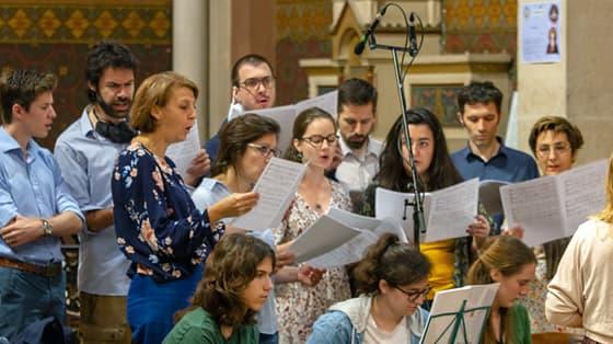 Chorale de Saint-Ambroise
