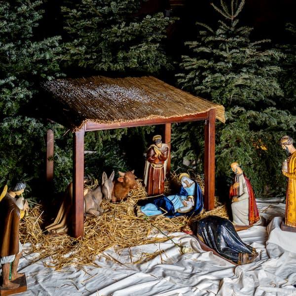crèche de Noël 2021 de Saint Ambroise