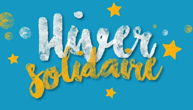 Logo Hiver Solidaire