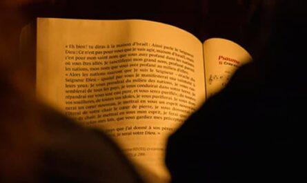Méditations sur l'Évangile, photo texte