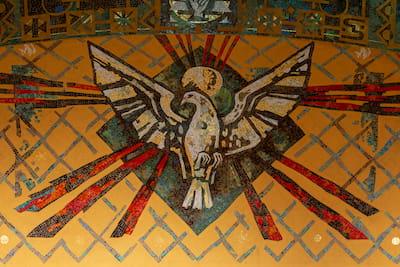 Pentecôte colombe
