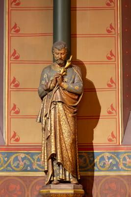 Saint-Joseph sculpture