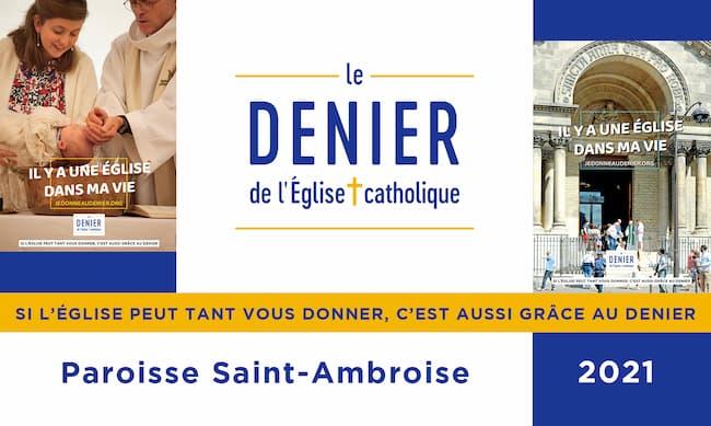 Faire un don à Saint-Ambroise