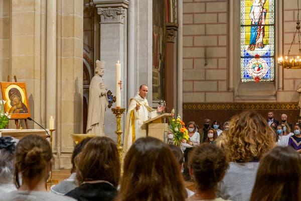 Baptêmes du groupe scolaire Charles Péguy, photos du 28/05/2021