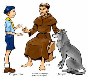 Scout Saint François