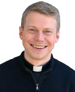 Père Thomas DUTHILLEUL, vicaire à Saint-Ambroise