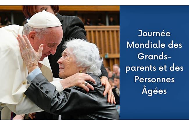 Journée mondiale des grands parents et des personnes âgées