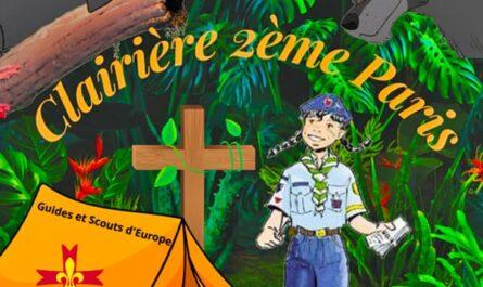 Clairière 2ème Paris à Saint Ambroise - Bannière