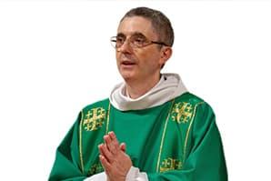 Norbert Bossone, diacre permanent à Saint-Ambroise
