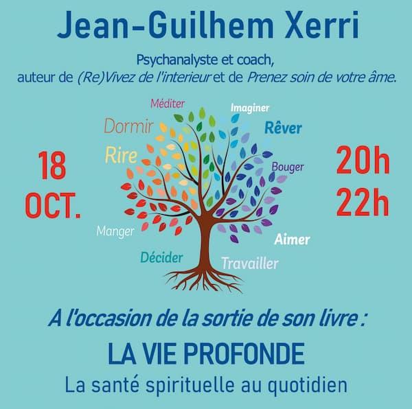 Les lundis de Saint Ambroise avec Jean-Guilhem Xerri