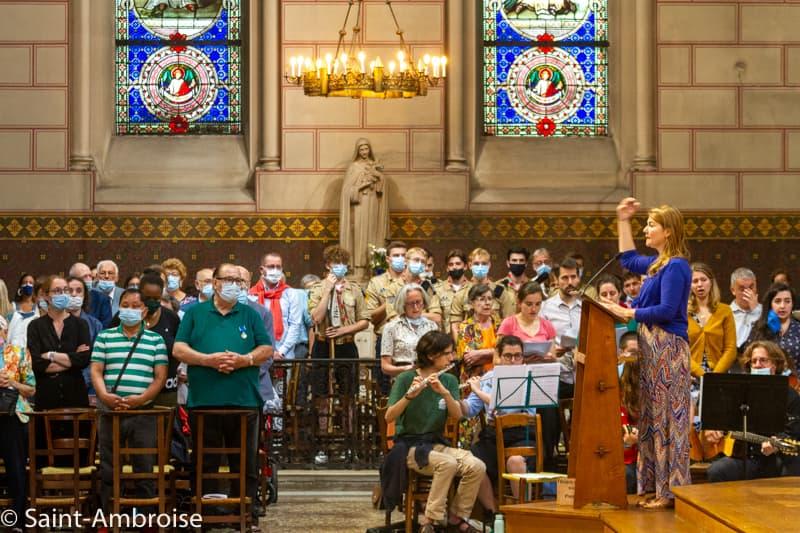 chorale Saint Ambroise