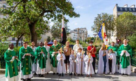 Equipe paroissiale rentrée Saint Ambroise