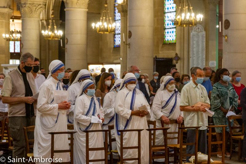 Soeurs Missionnaires de la Charité, Paris 11