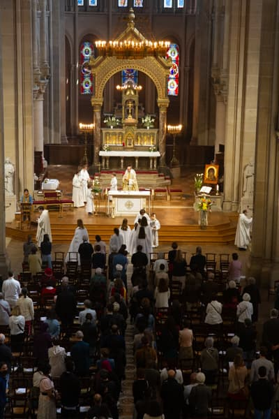 messes Saint Ambroise