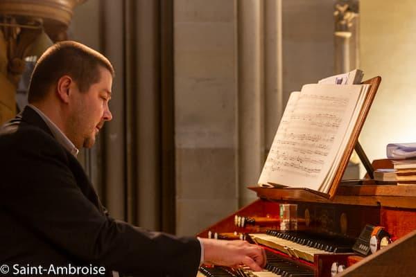 Julien BRET, orgue